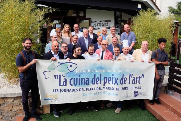 20 establiments participen en les XVI Jornades Gastronòmiques de la Cuina del Peix de l'Art de Lloret