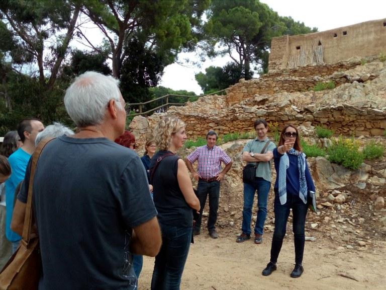 3.809 persones visiten els equipaments culturals de Lloret per les Jornades Europees de Patrimoni