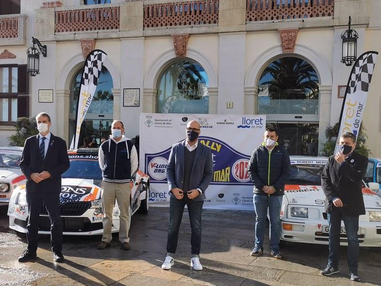 5 i 6 de febrer de 2021: 8è Rally Lloret de Mar