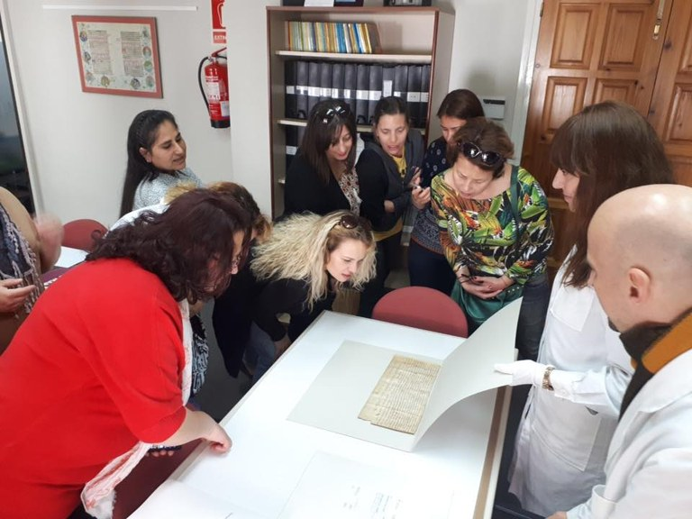 Aquest cap de setmana Lloret celebra el Dia Internacional dels Arxius