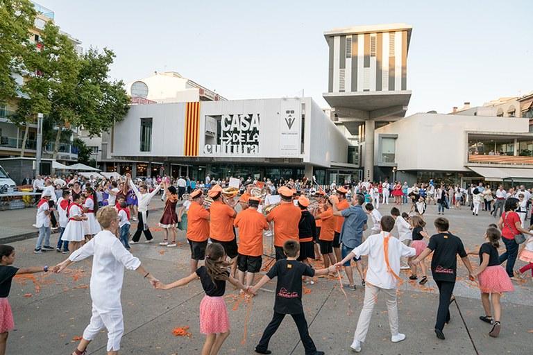 Aquest dissabte 16 de juny arrenca la 92a edició de Sardanes a Lloret les nits d'estiu