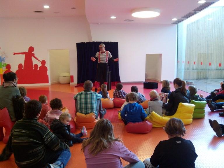 Aquest dissabte 7 d'octubre comença el Racó dels Contes a la Biblioteca de Lloret