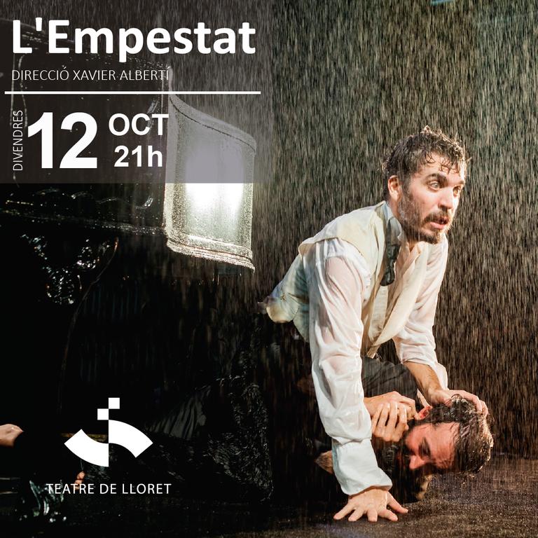 Aquest divendres 12 d'octubre comença la temporada de teatre a Lloret