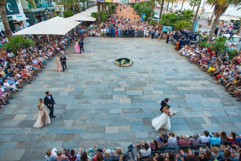 Arrenca la Festa  Major de Santa Cristina 2021 a Lloret de Mar
