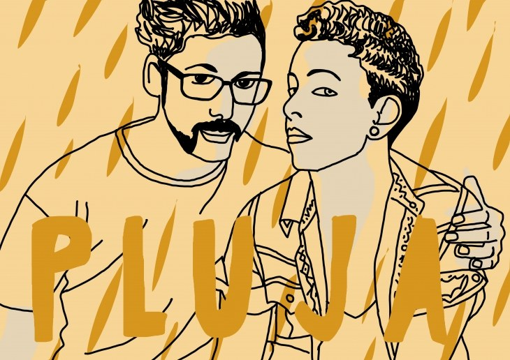 Clara Peya i Guillem Albà porten el seu espectacle 'Pluja' a Lloret aquest divendres 24 de novembre