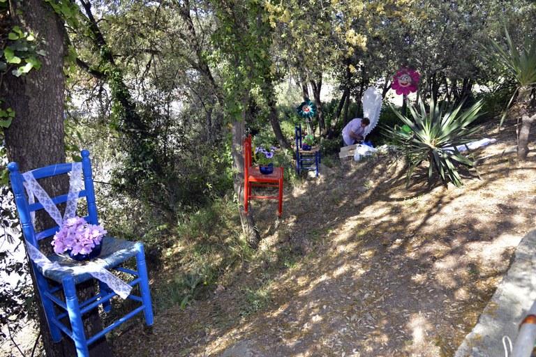 Diumenge se celebra la 12ena Festa de les Flors a l'ermita de Les Alegries