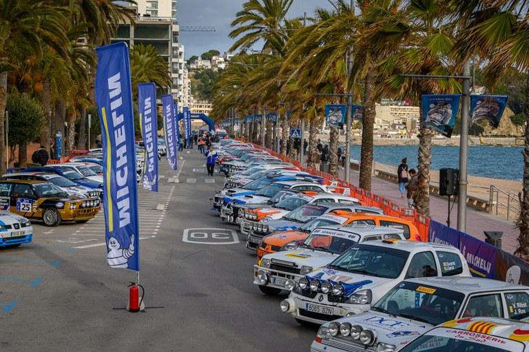 El 8è Rally Lloret de Mar inaugura la temporada nacional amb més d'un centenar d'inscrits