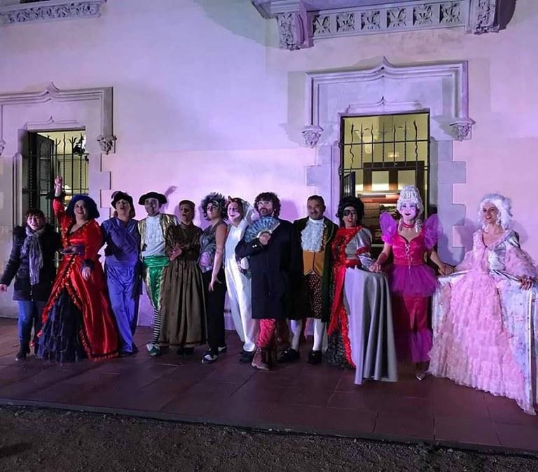 El grup de teatre lloretenc Quantus Teatre actuarà al Festival Unir de Madrid, amb 'Lorca in love'