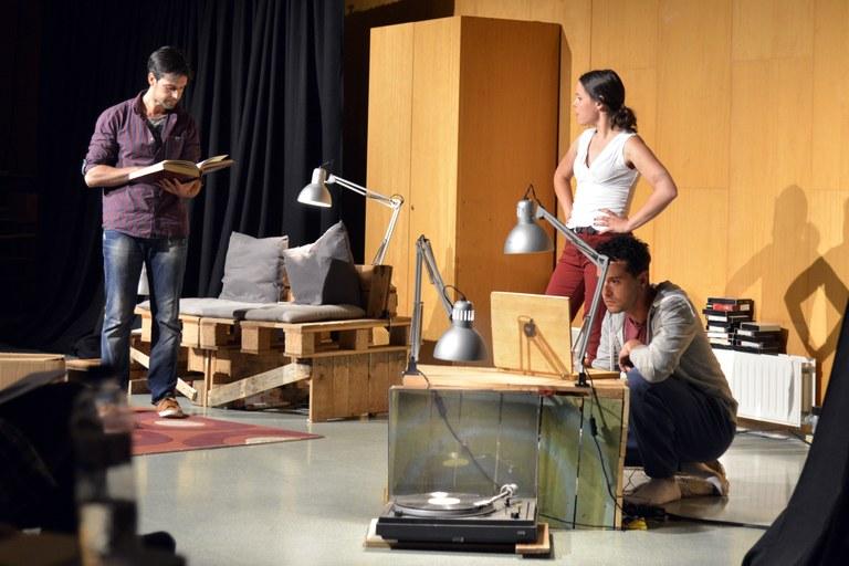 El Lloret Espai Off portarà aquesta tardor obres de Teatre al Puntet, a les cotxeres de Transports Canals i al Pub Gerry's