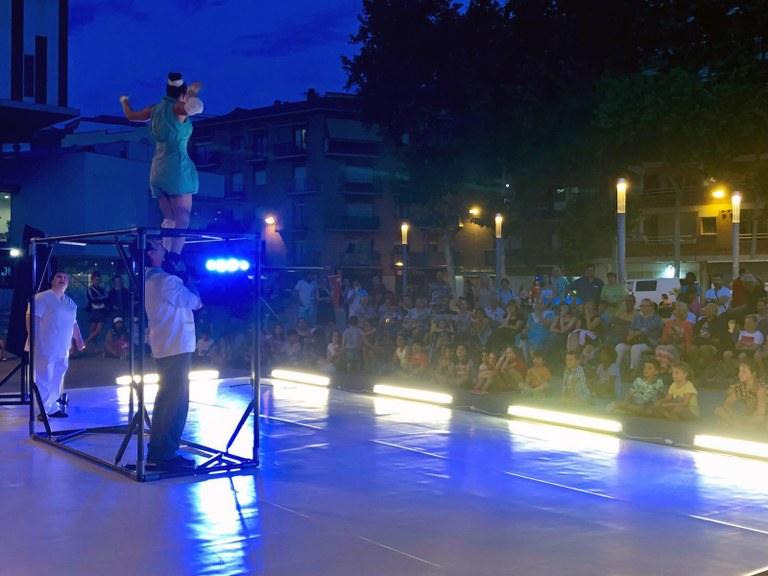 El Lloret Outdoor Summer Festival reactiva l'activitat cultural a l'aire lliure amb una trentena de propostes.