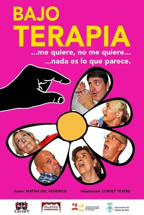 El Teatre de Lloret de Mar acull una obra benèfica destinada íntegrament al Banc d'Aliments