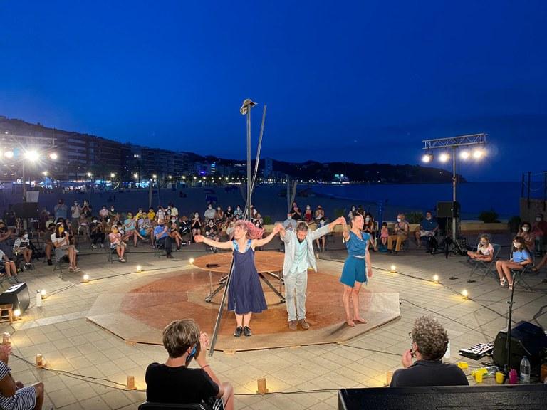 El Teatre de Lloret nominat als premis ARC 2020