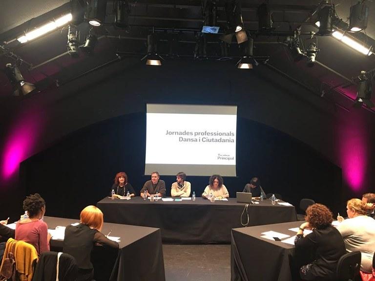 El Teatre de Lloret participa en unes jornades de 'Dansa i ciutadania' organitzades pel Teatre Principal de Palma