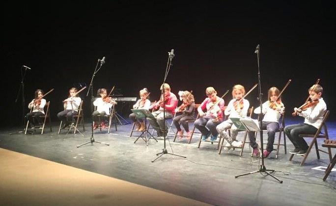 Entrades disponibles pel Concert de Nadal en que participen 75 nens i nenes de Lloret