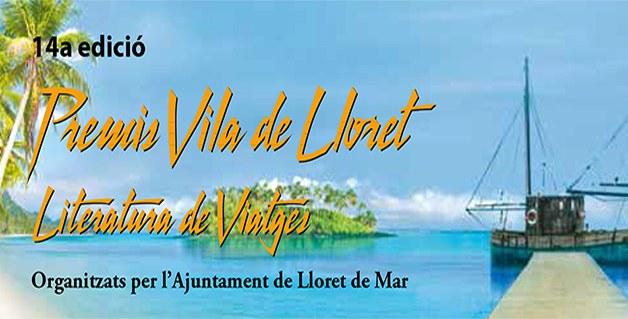 Es convoca la 14a edició dels Premis Literaris Vila de Lloret