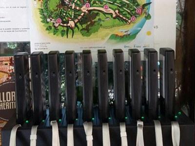 Es posa en funcionament el servei d'audioguies als Jardins de Santa Clotilde de Lloret