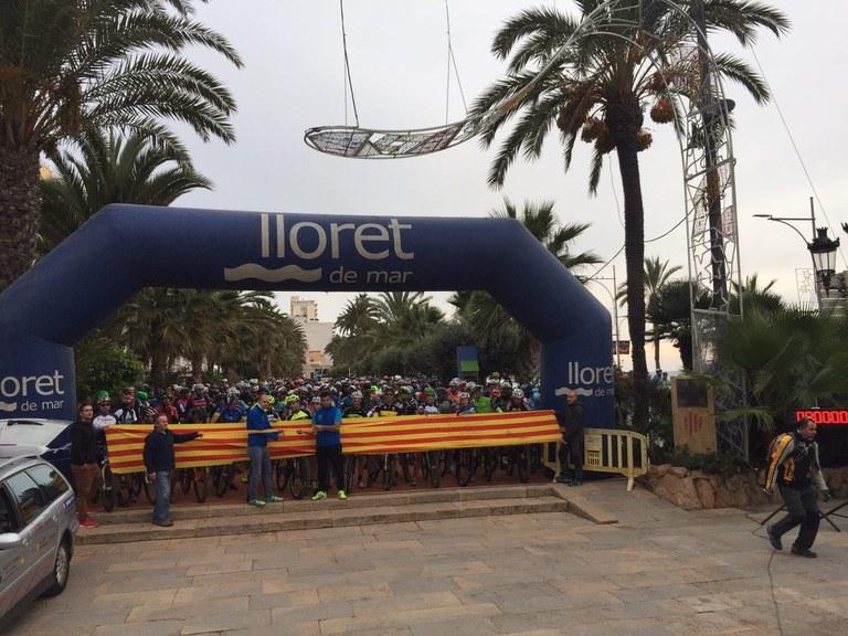 Exhaurides les inscripcions per a participar a la cursa Corriols de l'Avi de Lloret
