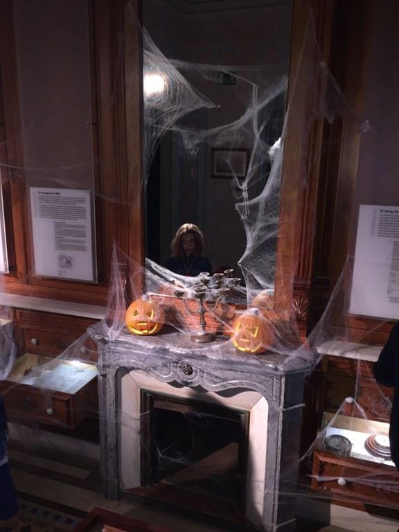 Exhaurides les places pel taller de Halloween i Castanyada al Museu del Mar