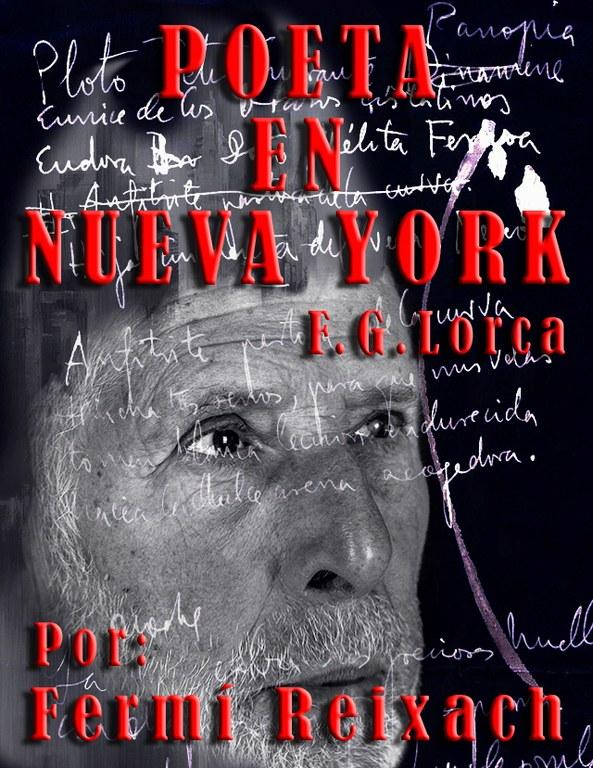Fermí Reixach estrena Poeta en Nueva York aquest divendres 18 de maig al Teatre de Lloret