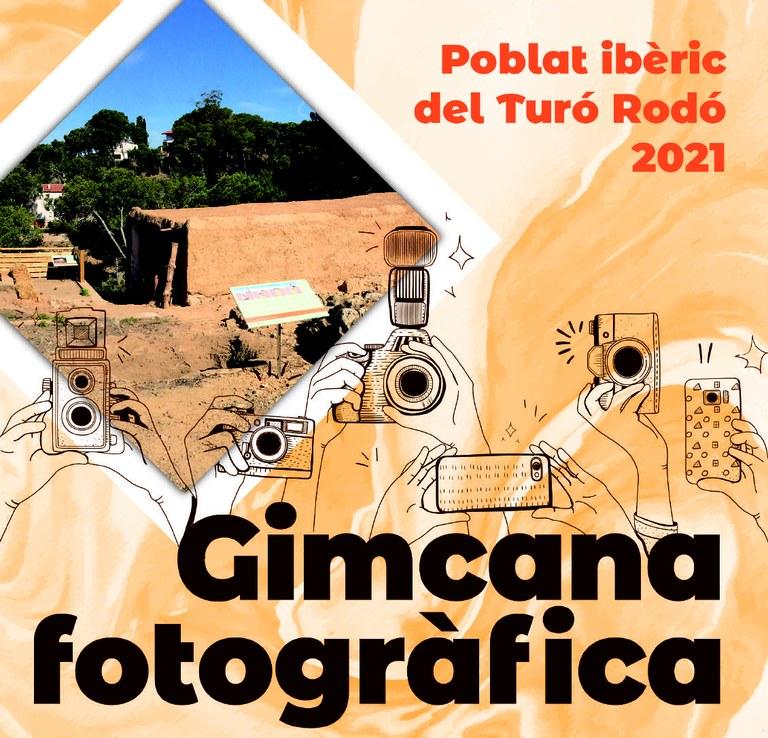 Gimcana fotogràfica per a tota la família al jaciment ibèric de Turó Rodó de Lloret