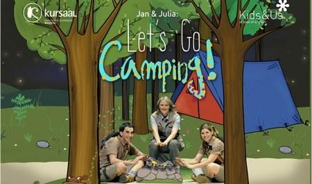 """""""Jan&Julia: Let's go camping!"""" arriba al Teatre de Lloret"""