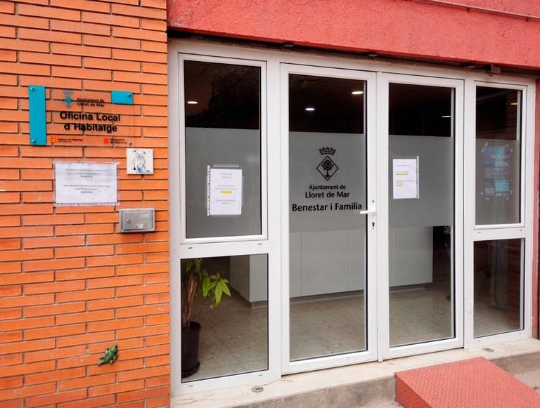 L'Ajuntament de Lloret de Mar adquireix un habitatge per ús social via l'exercici de Tanteig i retracte