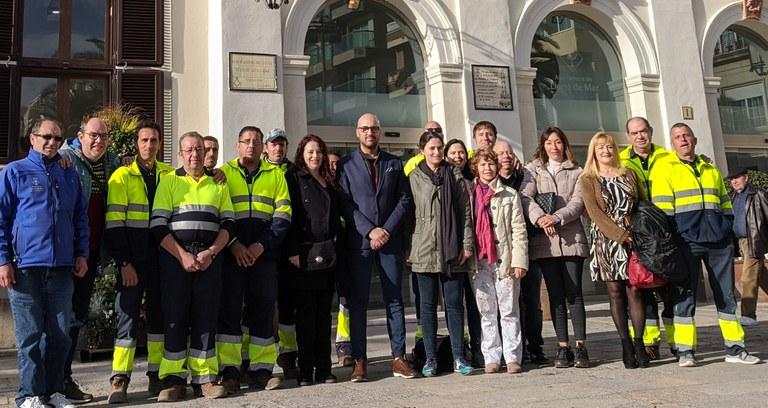 L'Ajuntament de Lloret de Mar contracta 32 persones a través de diferents programes ocupacionals