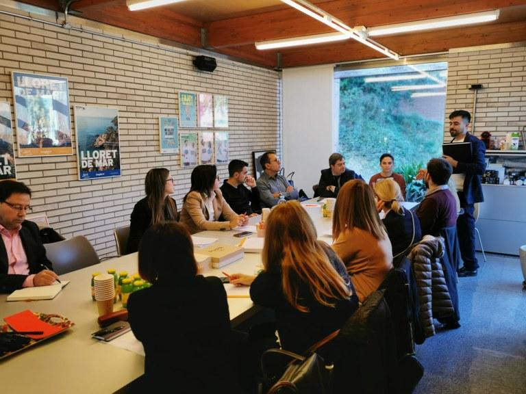 L'Ajuntament de Lloret de Mar organitza una jornada tècnica de comerç