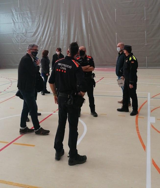 L'Ajuntament de Lloret disposarà d'un protocol de seguretat específic COVID-19 per a les eleccions 14F
