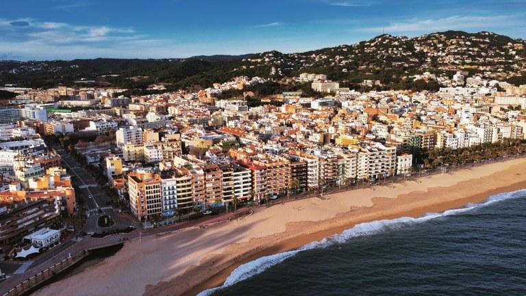 L'Ajuntament de Lloret obre un procés de participació ciutadana per millorar la mobilitat del Passeig Marítim