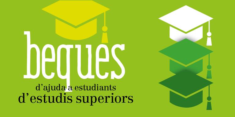 L'Ajuntament de Lloret obre una convocatòria de beques per a estudis superiors per al curs 2019/2020