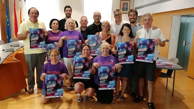 L'Ajuntament i l'Associació de Dones l'Aurora impulsen una campanya informativa contra les agressions sexistes