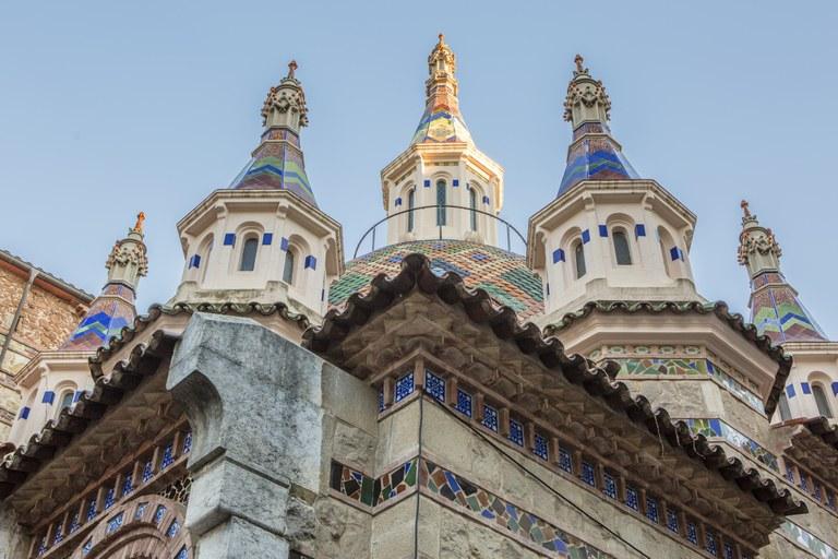 L'entitat Catalonia Sacra organitza una visita guiada a l'església de Sant Romà de Lloret