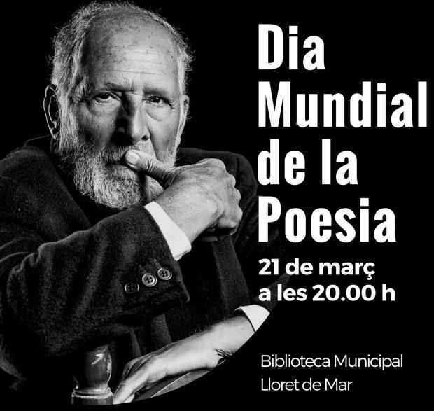 La Biblioteca de Lloret celebrarà el Dia Mundial de la Poesia amb diverses activitats