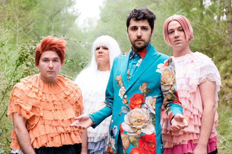 La Calòrica porta dissabte al Teatre de Lloret el seu premiat espectacle 'Els Ocells'
