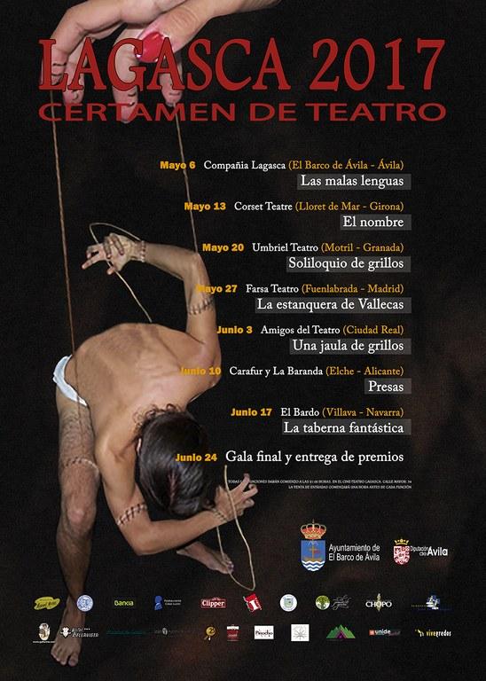 La companyia amateur Corset Teatre de Lloret actua el 13 de maig al Certamen de Teatro Amateur, a El Barco de Ávila