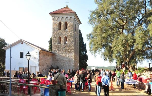 La festa del Traginer es celebra el diumenge 10 de gener a les Alegries de Lloret