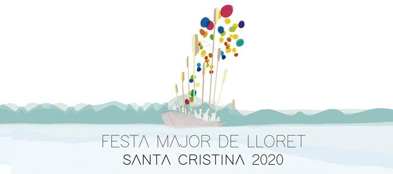 La Festa Major de Lloret s'adapta a la COVID19 amb una programació especial i delimitada