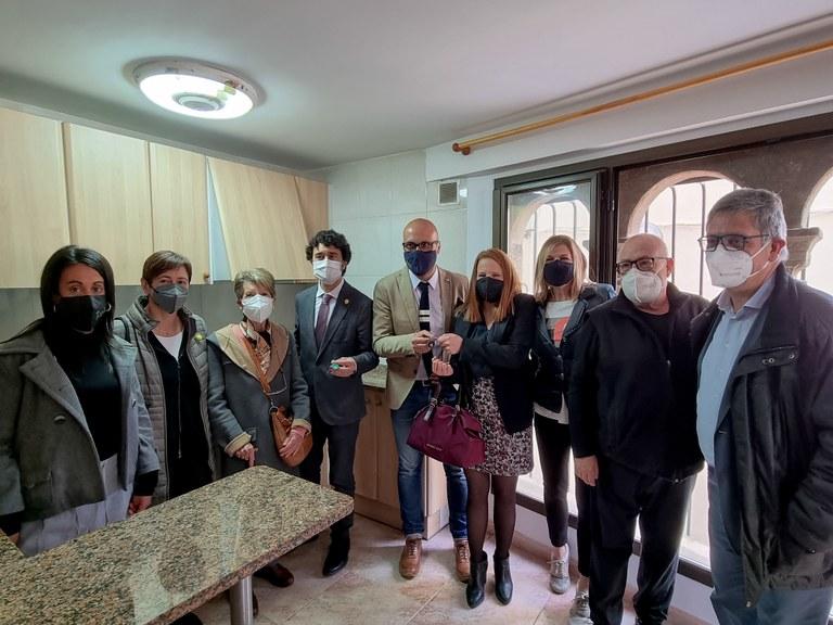 La Generalitat lloga 10 pisos a Lloret de Mar per a famílies de la Mesa d'emergències amb el programa Reallotgem.cat