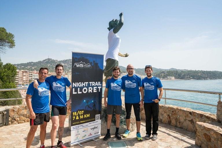 La Lloret Night Trail ja compta amb més de 250 inscrits
