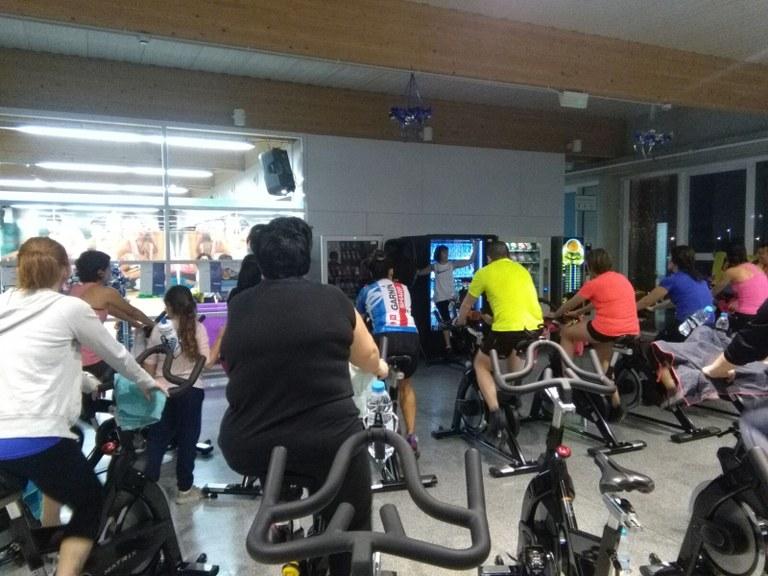 La Piscina Municipal de Lloret organitza 21 classes d'activitats dirigides per la Marató de TV3
