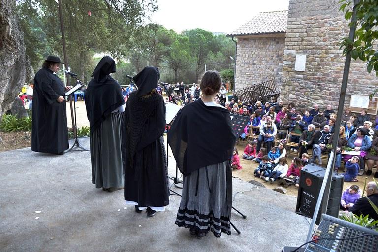 Lloret celebra aquest diumenge 7 de gener La Festa del Traginer a l'Ermita de les Alegries