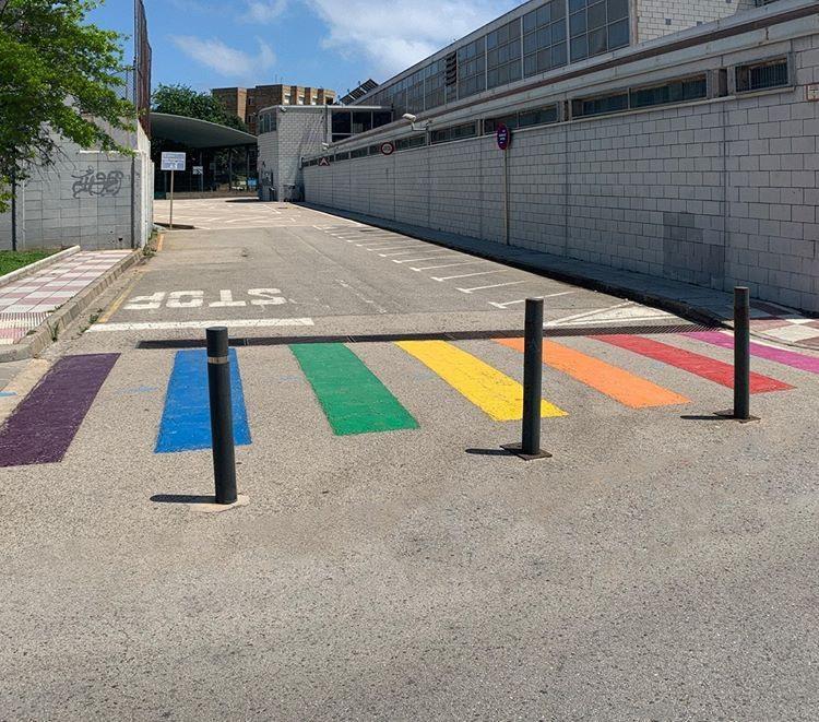 """Lloret de Mar es suma a la campanya del Dia de l'orgull LGTBI """"un pas endavant cap a la diversitat """""""