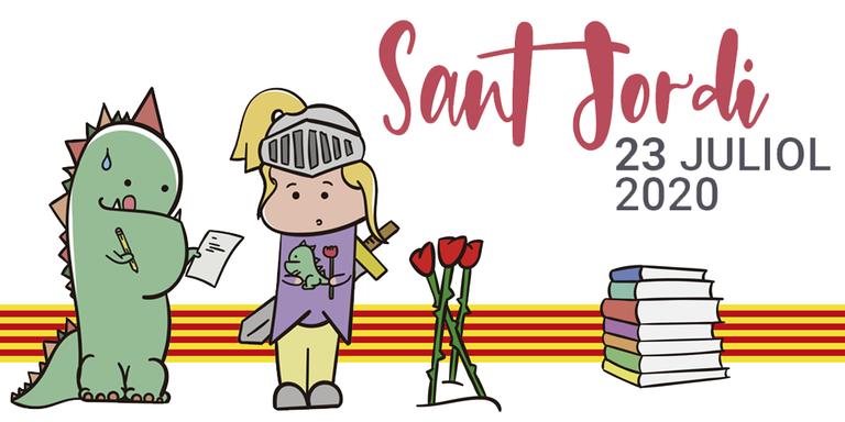 Lloret de Mar es suma al Sant Jordi d'estiu
