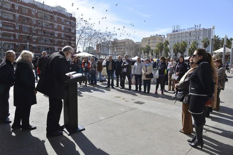 Lloret de Mar es suma, amb diferents actes, al Dia Internacional per l'Eliminació de la Violència envers les Dones