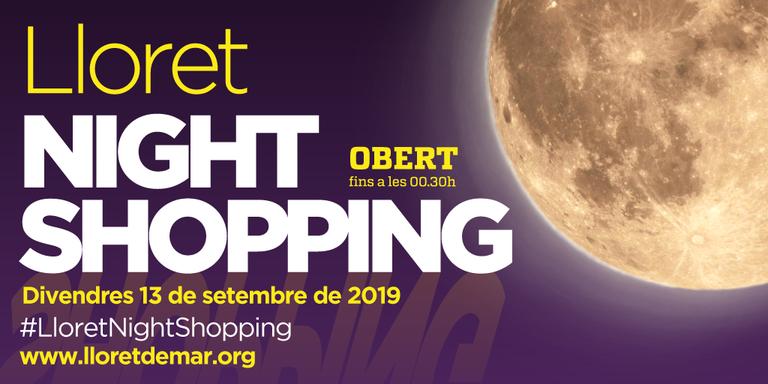 Lloret de Mar ofereix una nova nit de compres amb la Lloret Shopping Night