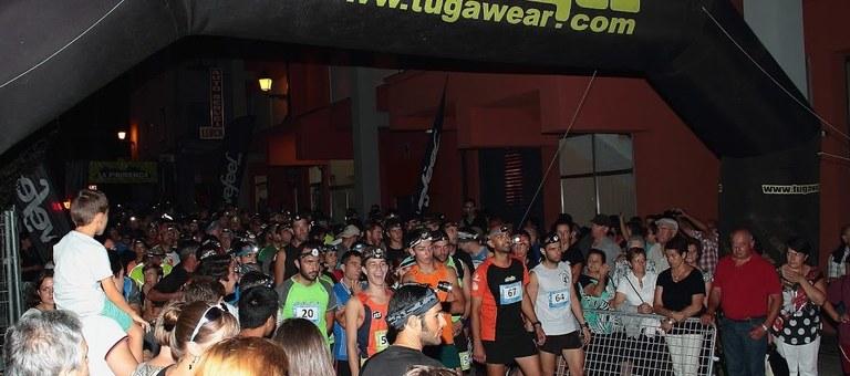 Lloret de Mar organitza una Night Trail