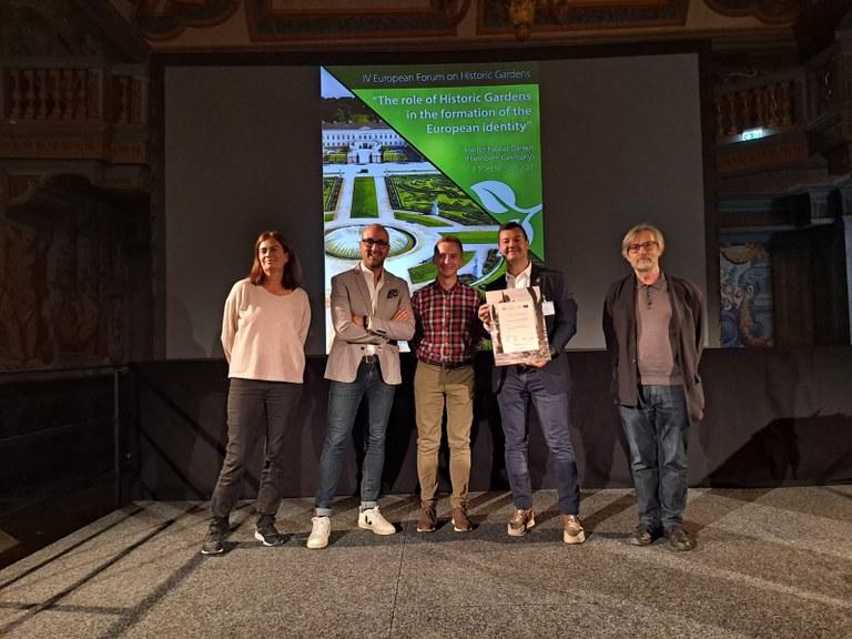 Lloret de Mar participa en la IV Assemblea General de la Ruta dels Jardins Històrics Europeus  a Hannover