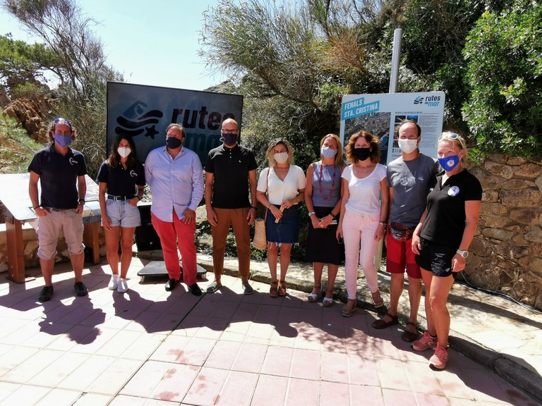Lloret de Mar potencia les activitats a l'aire lliure aquest estiu amb el programa Lloret Nature Summer