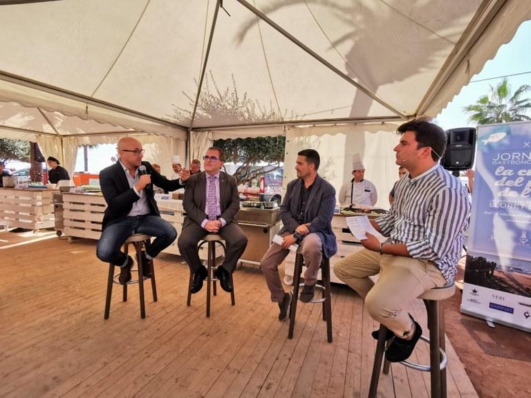 Lloret de Mar presenta les XVII Jornades Gastronòmiques de la Cuina del Peix de l'Art